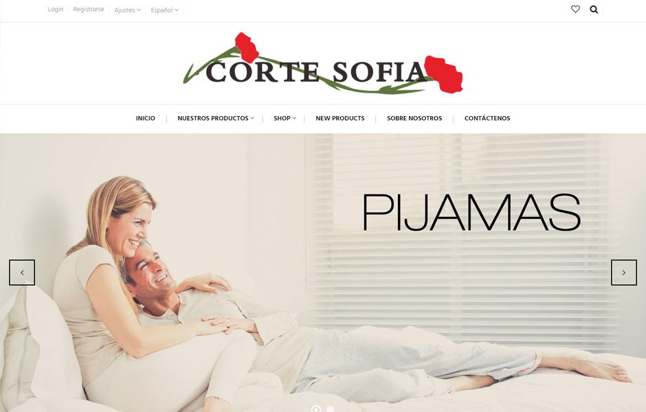 CORTE SOFIA